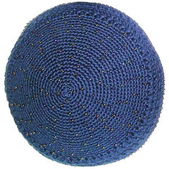 Women's Kippah - Dark Blue
