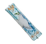 Glass Mezuzah