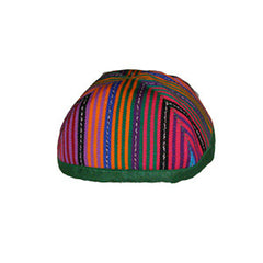 Fabric Kippah - Multi Hue