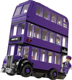 Lego Harry Potter and the Prisoner of Azkaban Knight Bus Building Set 75957 w/ 3 Minifigures (403 Pieces)