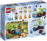 Lego Disney Pixar's Toy Story 4 Woody & RC Building Kit 10766 (69 Pieces)