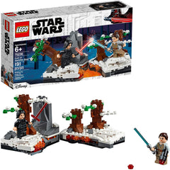 Lego Star Wars: The Force Awakens Duel on Starkiller Base Building Kit 75236 (191 Pieces)