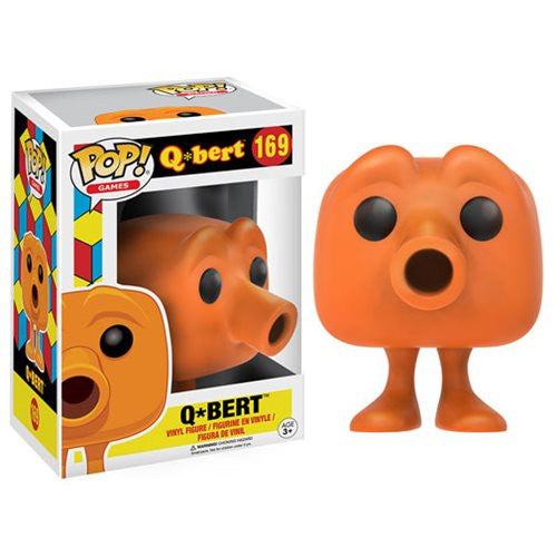 Funko Games: Q*Bert Pop Figure