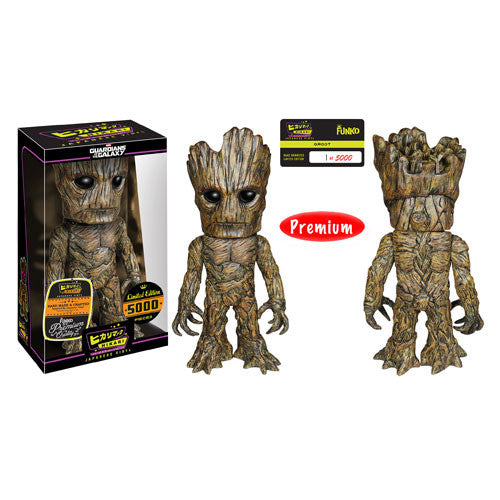 Guardians of the Galaxy Groot Hikari Premium Sofubi Vinyl Figure