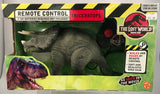 Jurassic Park The Lost World Remote Control Triceratops