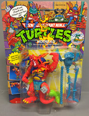 Vintage Teenage Mutant Ninja Turtles Hothead Action Figure