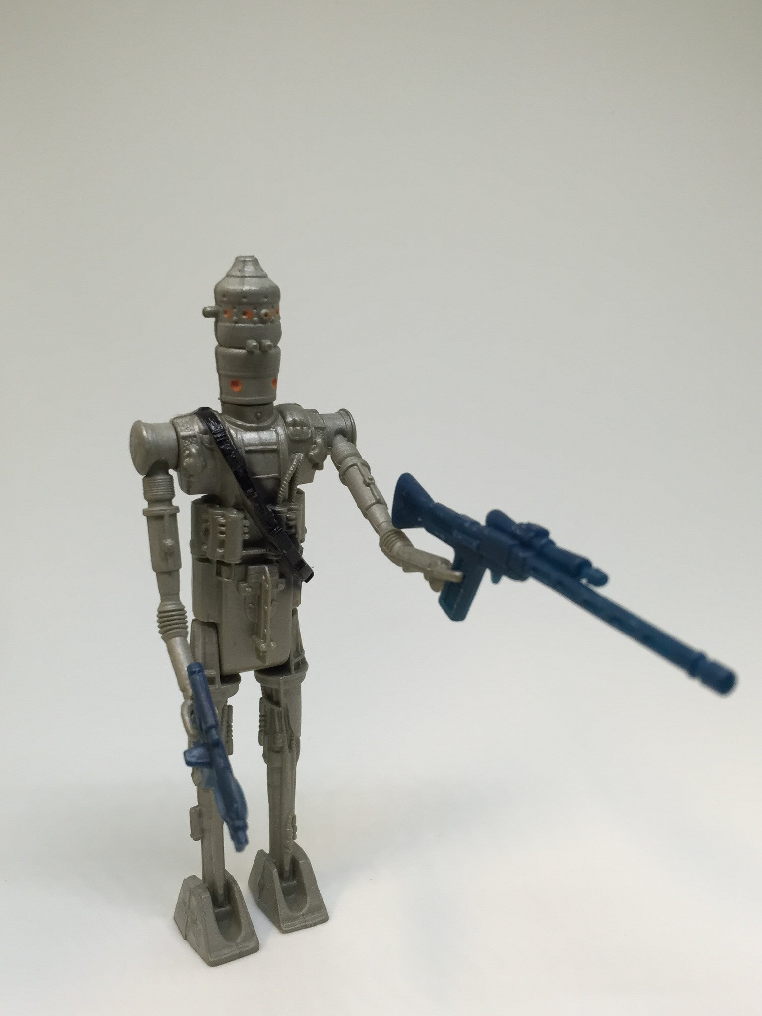 Vintage Star Wars Loose IG-88 Kenner Action Figure