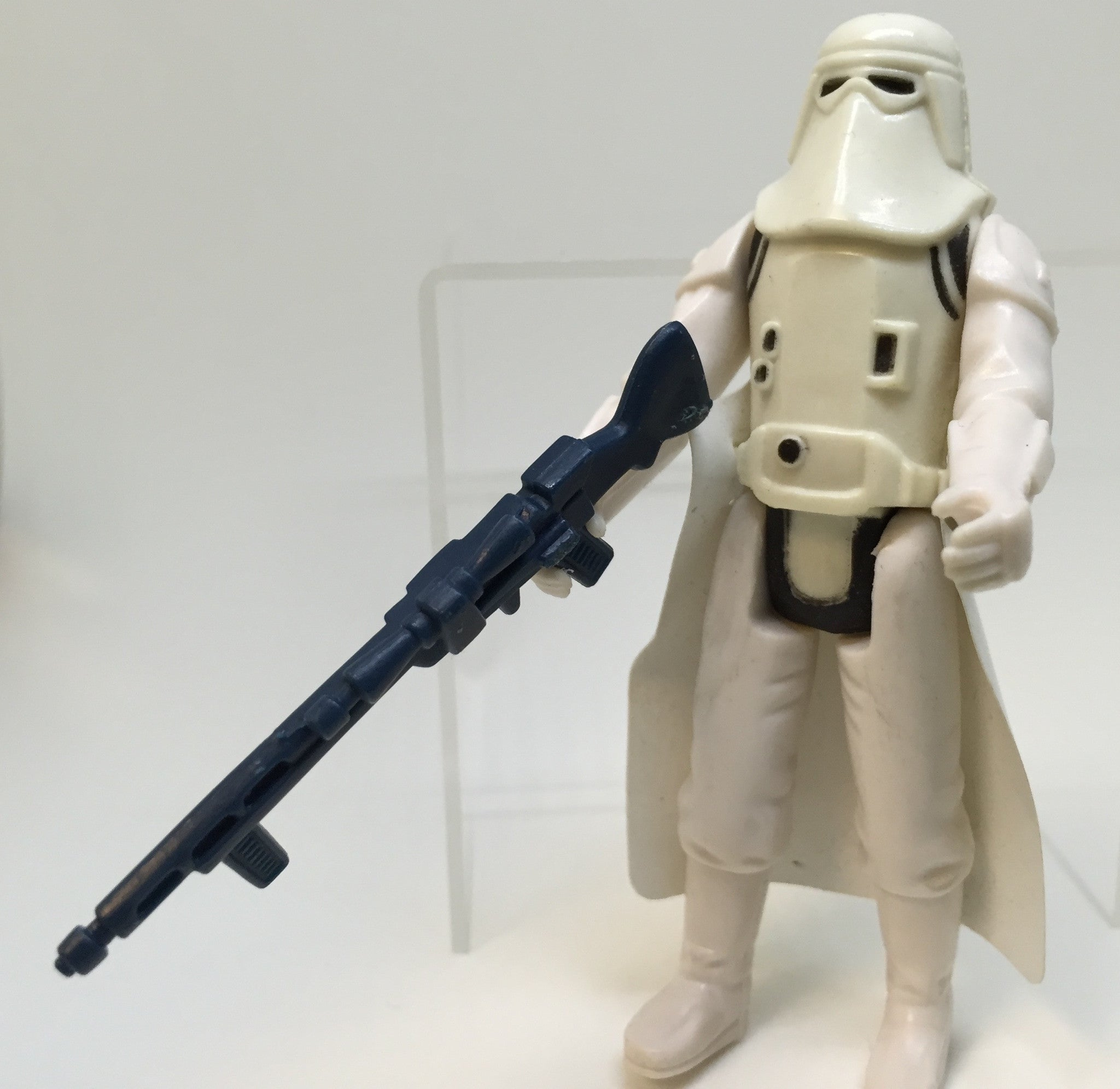 Vintage Star Wars Loose Imperial Hoth Snow Trooper Kenner Action Figure