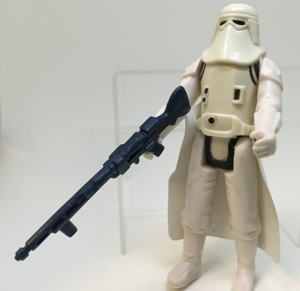 Vintage Star Wars Loose Imperial Hoth Snow Trooper Kenner
