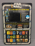 Vintage Star Wars Death Star Droid 20-back Boba Fett Offer MOC
