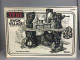 Vintage Star Wars ROTJ Ewok Village Action Playset - Kenner