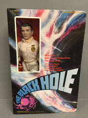 "Vintage Mego Disney The Black Hole 12"" Captain Dan Holland Figure MIB"