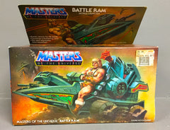Vintage Mattel Masters of the Universe Battle Ram Vehicle MISB