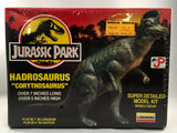 "Lindberg Jurassic Park Hadrosaurus ""Corythosaurus"" Super Detailed Model Kit"