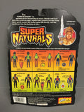 Vintage Super Naturals Eagle Eye Hologram Action Figure Tonka