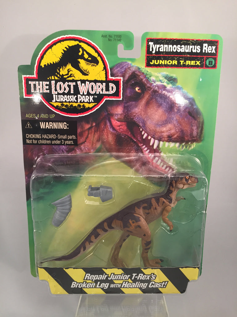 Jurassic Park The Lost World Tyrannosaurus Rex Junior T-Rex Site B
