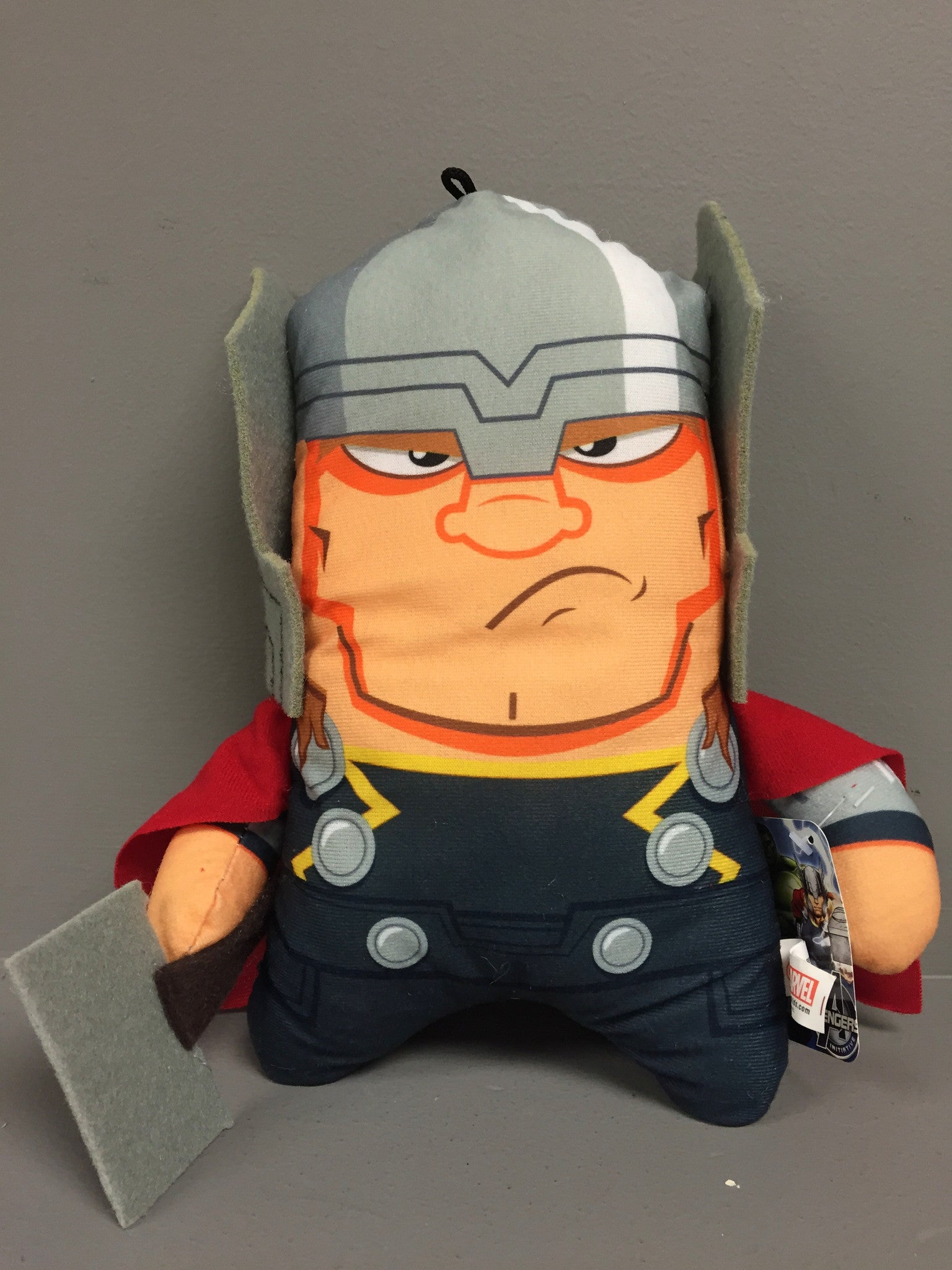 "Marvel Avengers 10"" Plush - Thor, Hulk, Capt. America, and Iron Man"