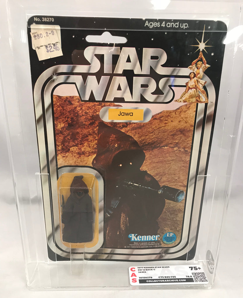 Star Wars Jawa 12-Back-C : CAS 75+ (75-85-85)