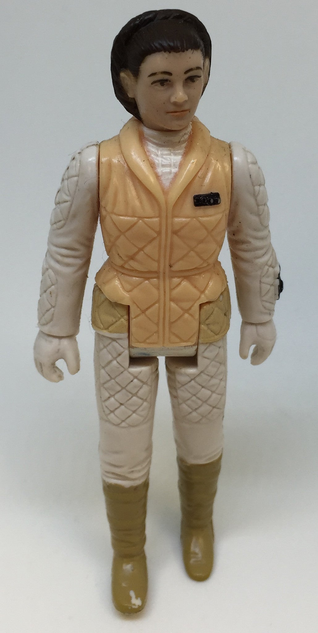Vintage Star Wars Loose Princess Leia Hoth Kenner Action Figure