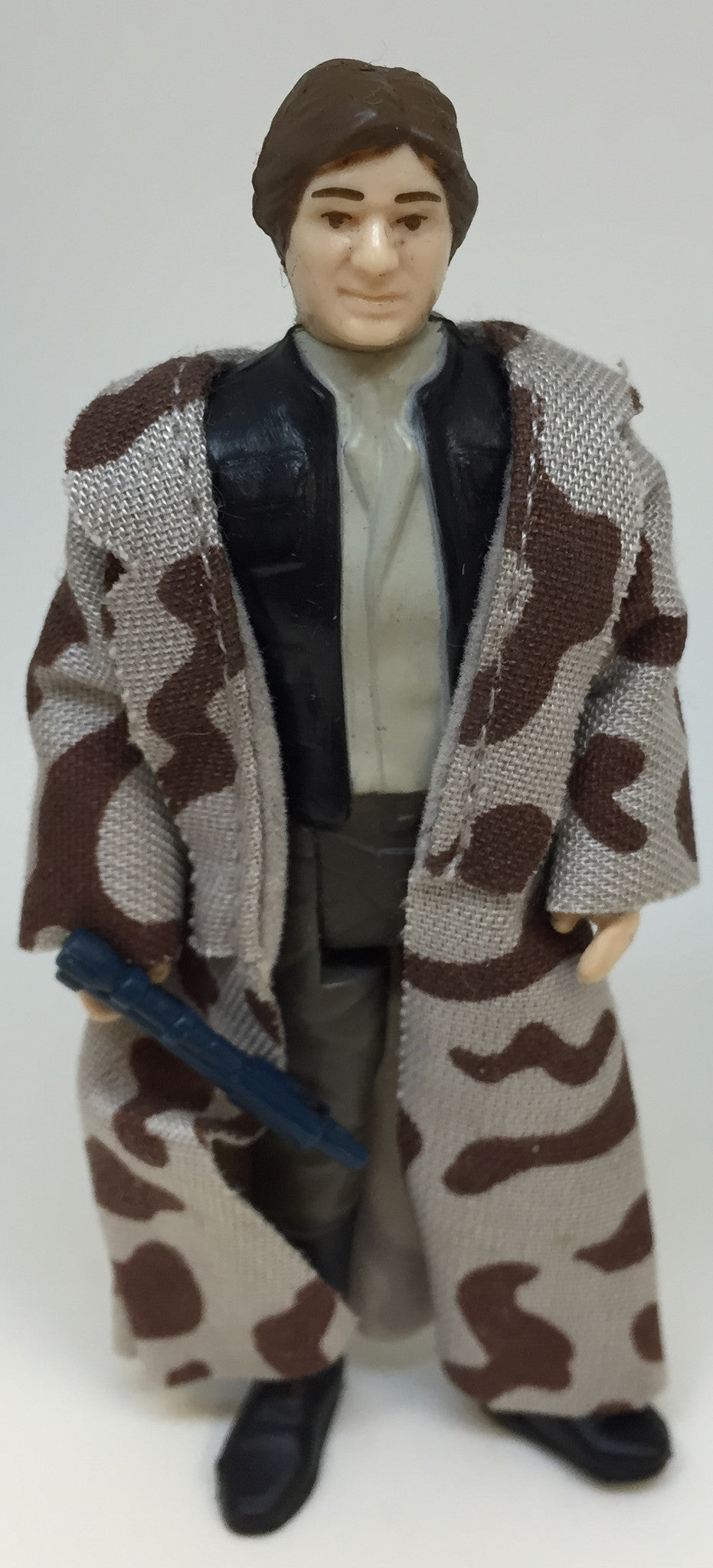 Vintage Star Wars Loose Han Solo (Trenchcoat) Kenner Action Figure