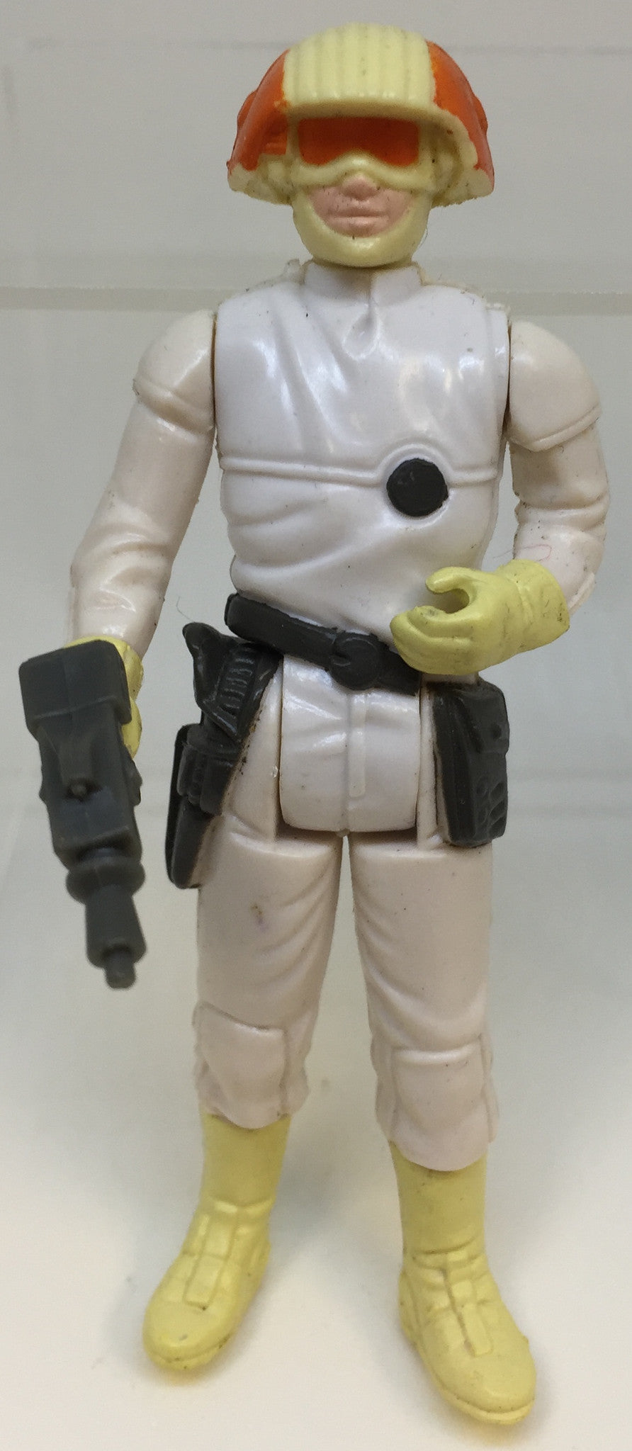 Vintage Star Wars Loose Cloud Car Pilot (Twin Pod) Kenner Action Figure