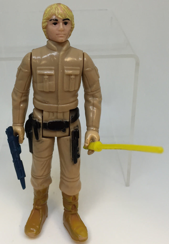 Vintage Star Wars Loose Luke Bespin ESB Kenner Action Figure