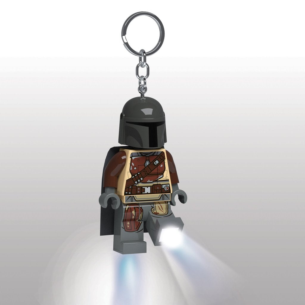 Lego The Mandalorian Key Light Keychain