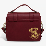 Harry Potter Hogwarts Satchel Purse Handbag