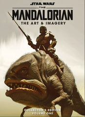 Copy of Star Wars: The Mandalorian: The Art & Imagery Collector's Edition Vol. 1 - (Softcover)
