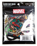 Marvel Comics Adjustable Face Cover Mask