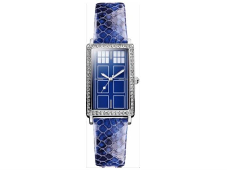 Dr. Who Ladies Tardis Watch