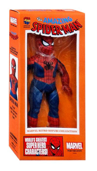 Spider-Man Marvel Hero Sofubi Figure