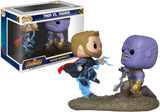 Marvel Avengers: Infinity War Thor vs. Thanos Movie Moments Funko Pop! Figure