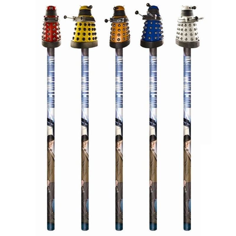 Doctor Who Dalek Pencil