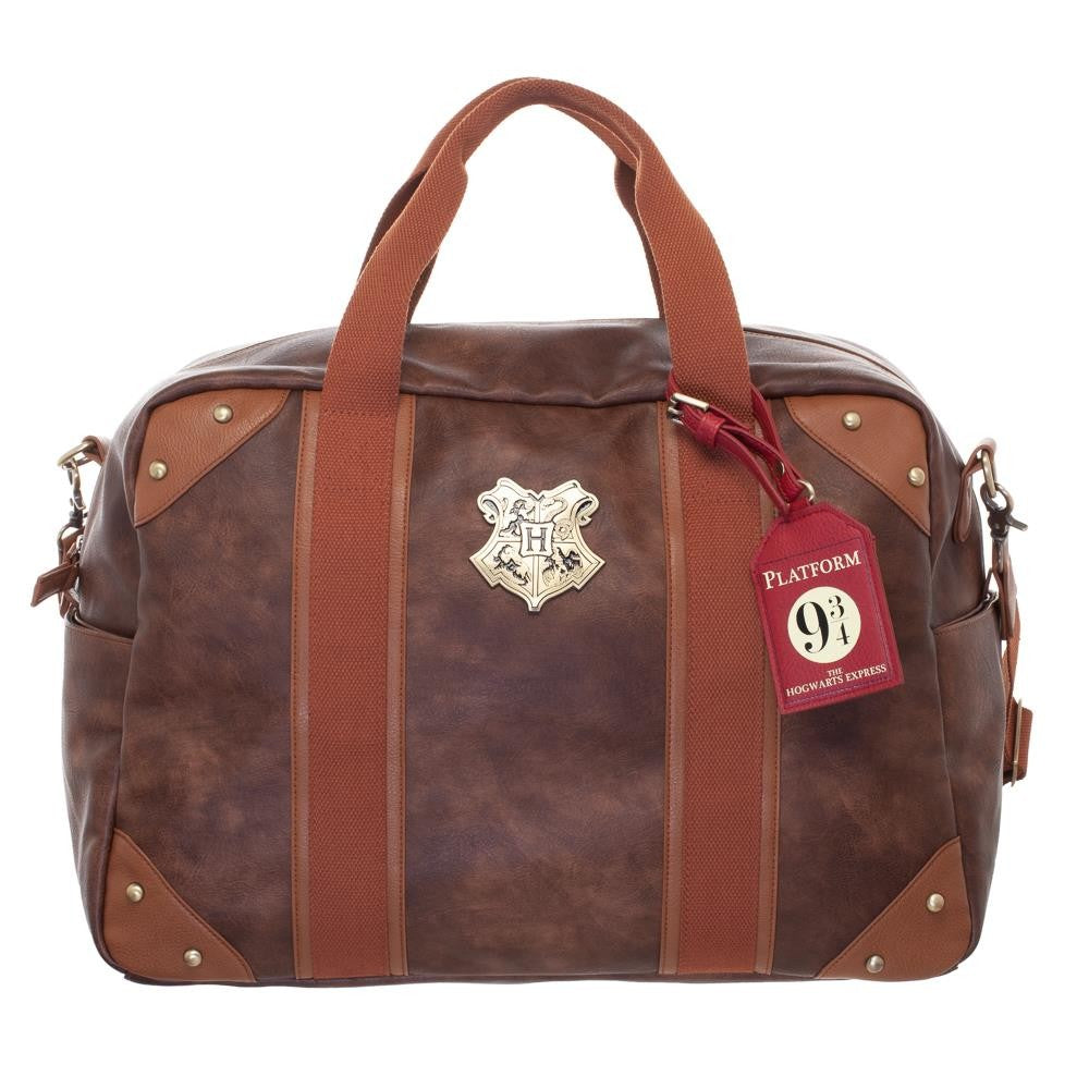 Harry Potter Trunk Inspired Luggage Duffel Bag