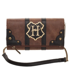 Harry Potter Trunk Inspired Foldover Clutch Wallet