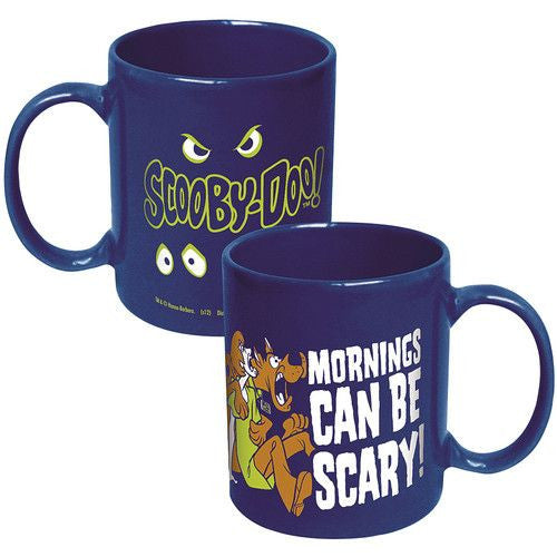 "Scooby-Doo ""Mornings Can Be Scary"" Mug"