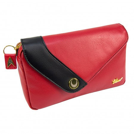 Star Trek Uhura Deluxe Makeup Bag & Purse