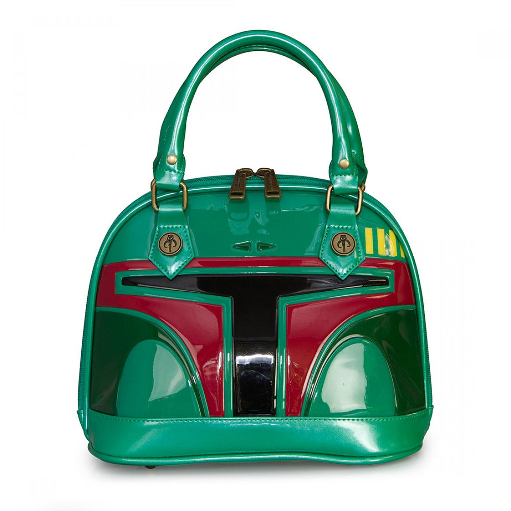 Star Wars Boba Fett Mini Dome Bag Loungefly
