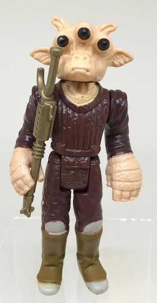 Vintage Star Wars Loose Ree-Yees Kenner Action Figure
