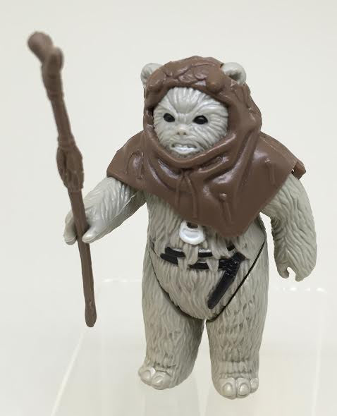 Vintage Star Wars Loose Chief Chirpa Kenner Action Figure