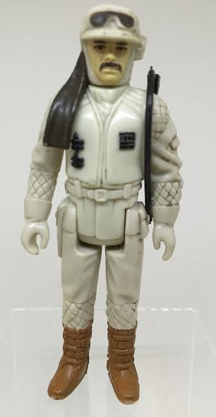 Vintage Star Wars Loose ESB Hoth Rebel Commander Kenner Action Figure