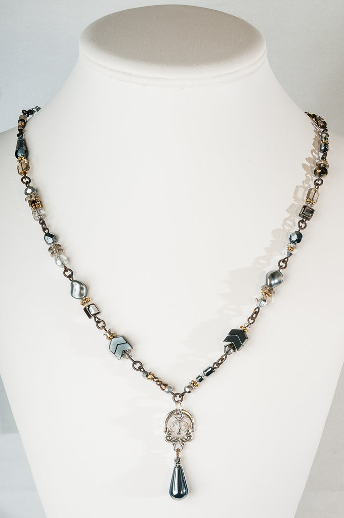 Silver Mist Necklace