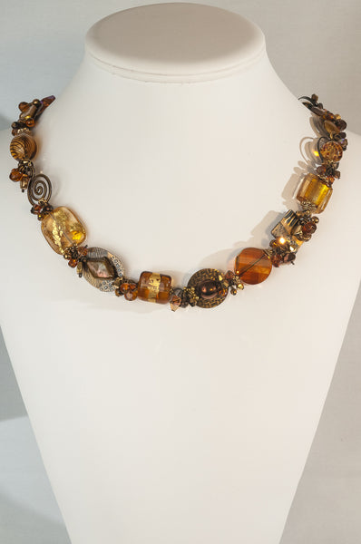 Spiced Gold Necklace