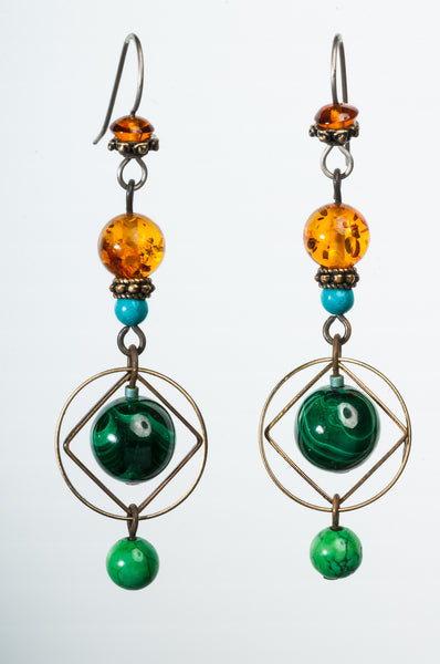 Elemental Earrings