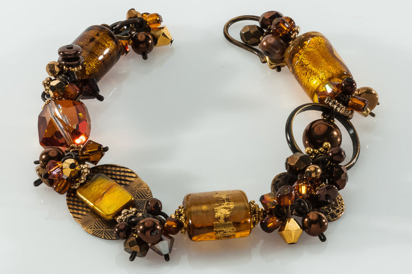 Spiced Gold Bracelet
