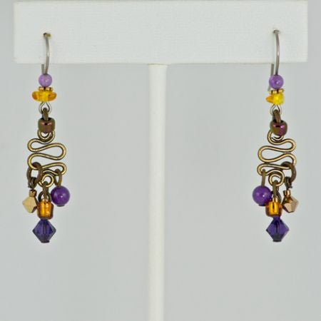Gloriana Earrings