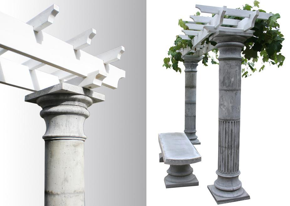 Column Base Mould - History Stones