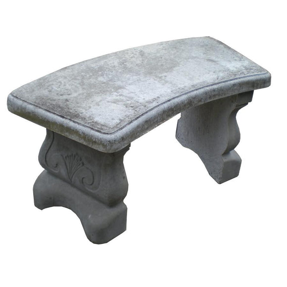 Concrete Bench Forms - History Stones