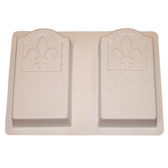 Stepping stone mold - History Stones